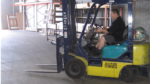 social enterprise employment fork lift