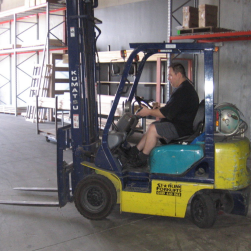 canefields clubhouse mental health employment fork lift driver