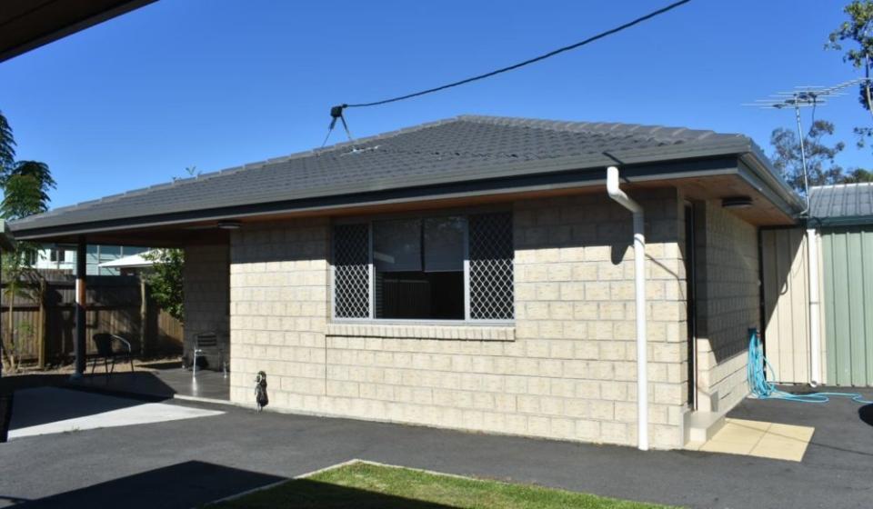 house beutel front